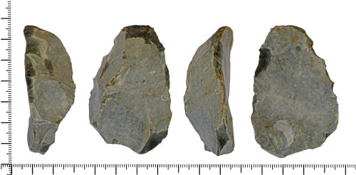 A resized image of Late Neolithic to Early Bronze Age core.