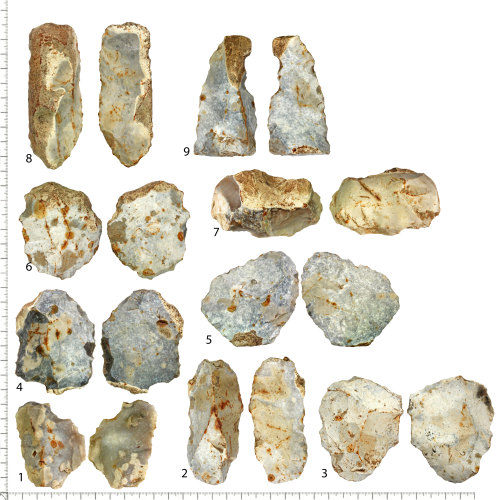 DOR-A0DB1A: Late Neolithic to Early Bronze Age debitage
