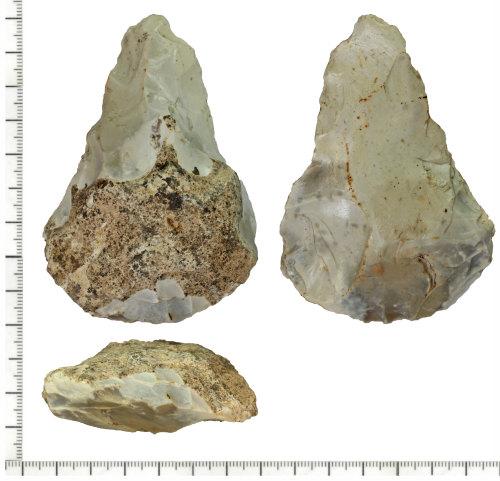 DOR-A494A4: Palaeolithic Handaxe