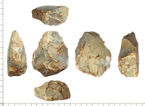 DOR-E6ED7D: Late Neolithic to Early Bronze Age Core.