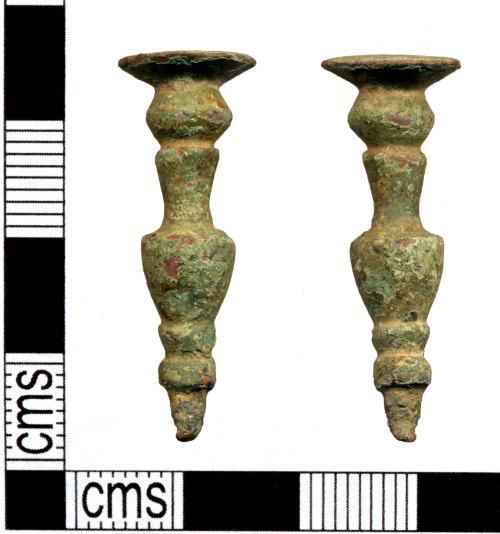 DOR-F6DD94: Post Medieval spoon.