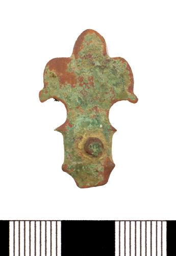 SUSS-2940E1: Post-medieval : Mount (obverse)