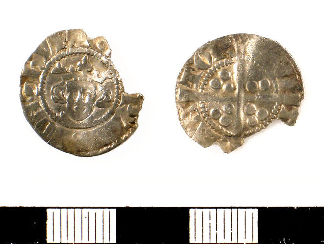 SUSS-BD3150: Medieval : Penny of Edward I