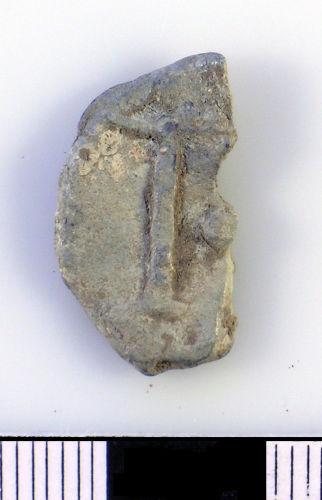 A resized image of Medieval to Post-medieval lead token