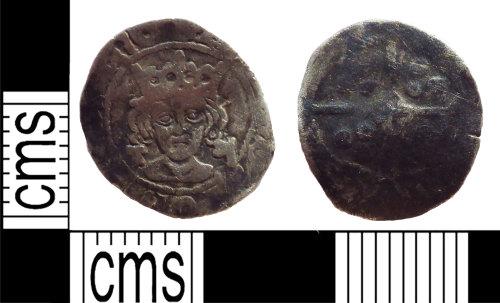 LANCUM-4D84A0: Richard III penny