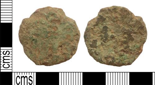 LANCUM-8A6AA0: Copper-alloy nummus