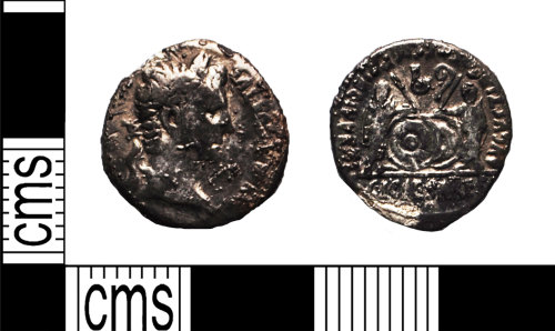 LANCUM-D58187: Silver denarius