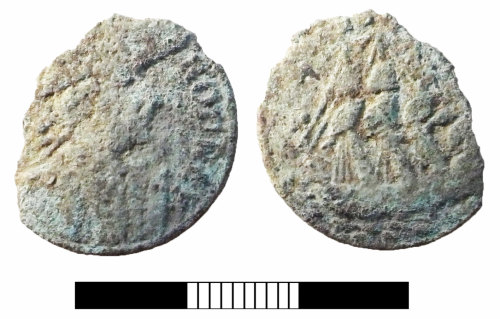 SUR-751AF8: Post medieval: Token