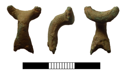 A resized image of Iron age - Roman: Fastening