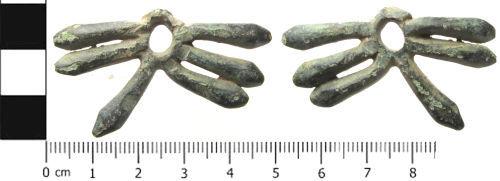 SWYOR-2C3162: Medieval Spur Rowel