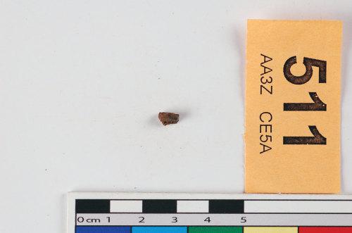 STAFFS-A6E827: Staffordshire hoard, copper alloy fragment