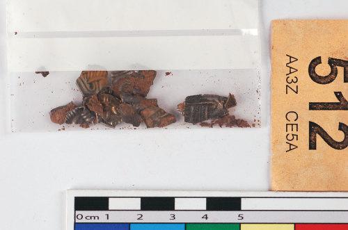 STAFFS-A6F625: Staffordshire hoard gold fragments