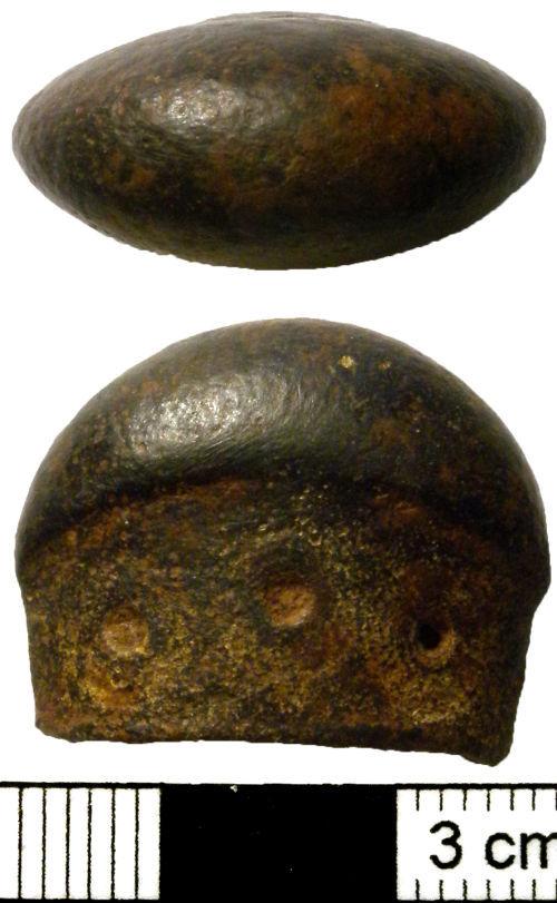 NMS-99FB70: Bronze Age Scabbard