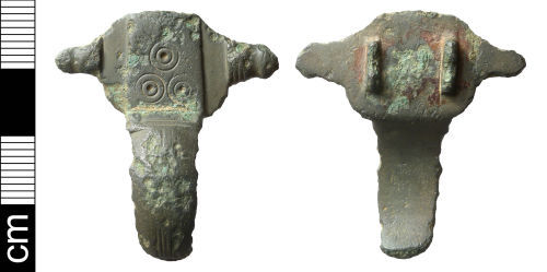 NMS-8915C2: Early Medieval Brooch