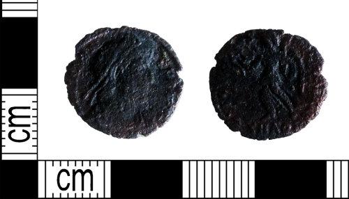 DENO-72F6CC: Roman coin: nummus of Valens