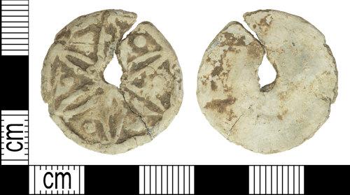 DENO-D666D4: Medieval to post medieval token