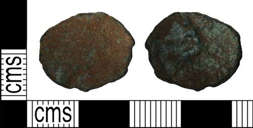 BH-49799A: Roman coin: radiate of Gallienus (sole reign)