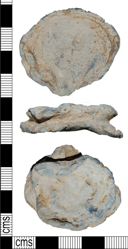 A resized image of Roman to post-medieval pot mend