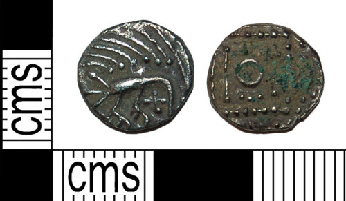 BH-793919: Early Medieval coin: sceatta, Series E, var. K