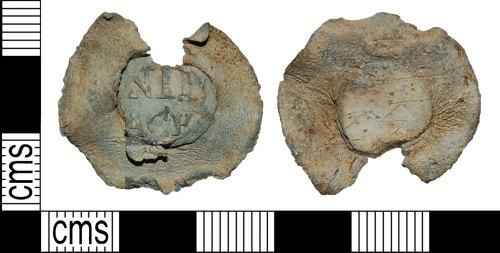 BH-7A00E6: Post-Medieval cloth seal