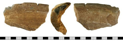 NLM-5635C7: Bowl Sherd from Swinhope