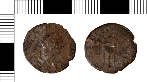 NLM-0C2293: Copy Denarius from Market Rasen