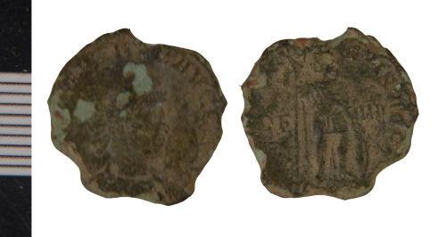 NLM-DA2537: Nummus of Gratian