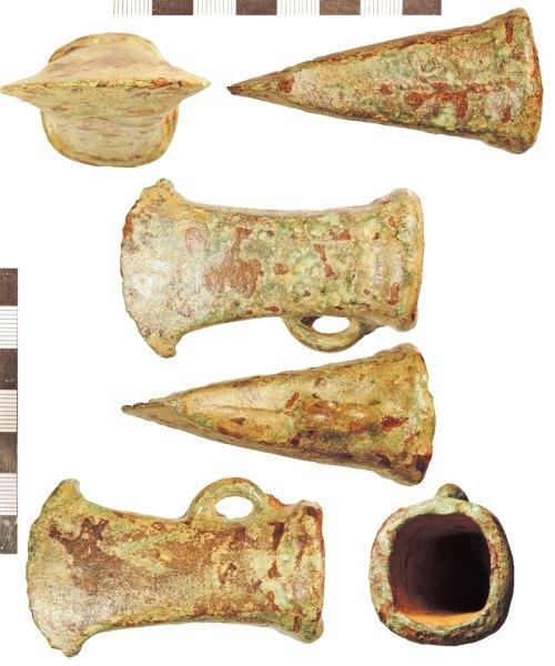 NLM-B70C26: Bronze Age Socketed Axehead