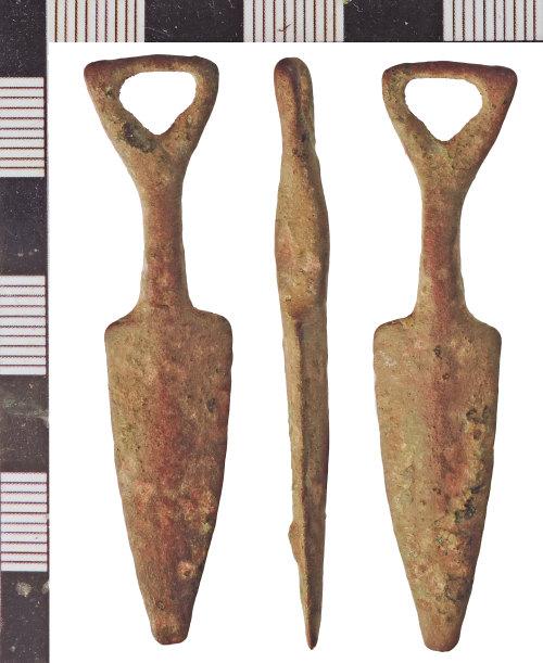 NLM-05F39C: Roman Miniature Object