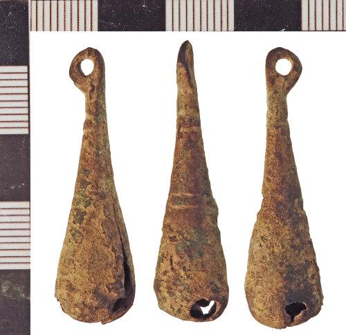 NLM-5EFFAE: Early Medieval Bell