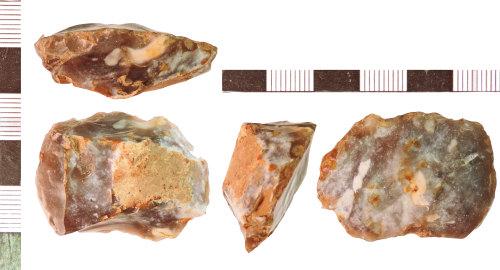 NLM-6EB815: Neolithic Core