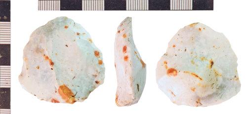 NLM-DC0451: Bronze Age Scraper