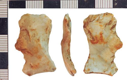 NLM-5966C2: Bronze Age Scraper