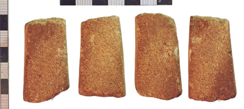 NLM-D66B2E: Undated Whetstone fragment