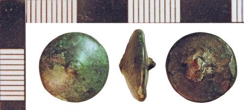 NLM-4A0FD4: Post-Medieval Button