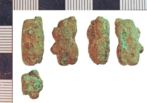 NLM-29CB9B: Unidentified and Undated Object fragment