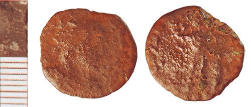 NLM-388FB1: Roman Coin: Nummus of Gratian
