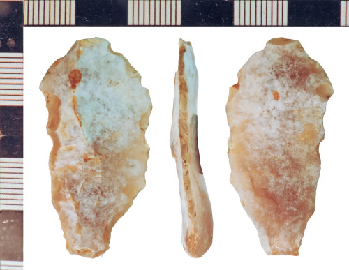 NLM-B7BB42: Neolithic Knife
