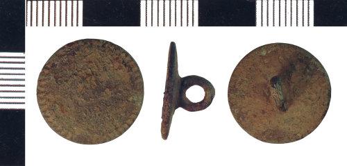 NLM-428BAE: Post-Medieval Button