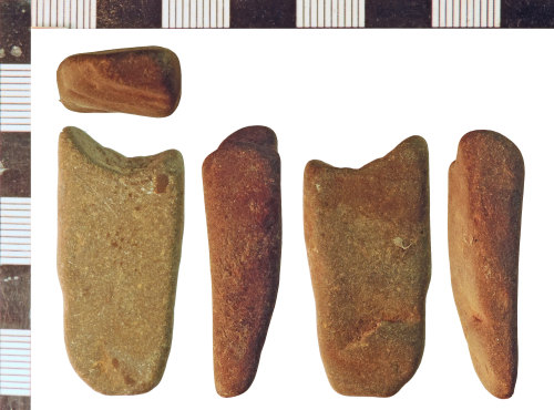 NLM-804A3E: Undated possible Whetstone fragment