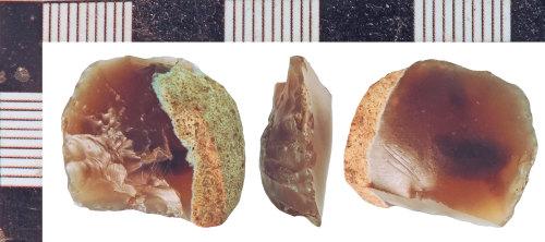 NLM-333B02: Bronze Age Scraper
