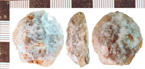 A resized image of Bronze Age Scraper