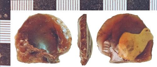 NLM-97384D: Bronze Age Scraper