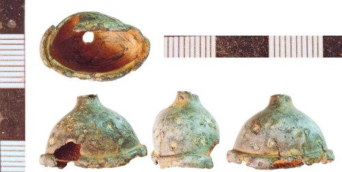 NLM-4211ED: Post-Medieval Bell fragment
