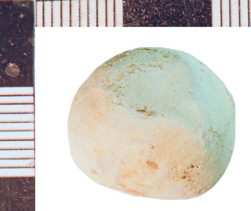 NLM-424DD8: Post-Medieval Musket Ball