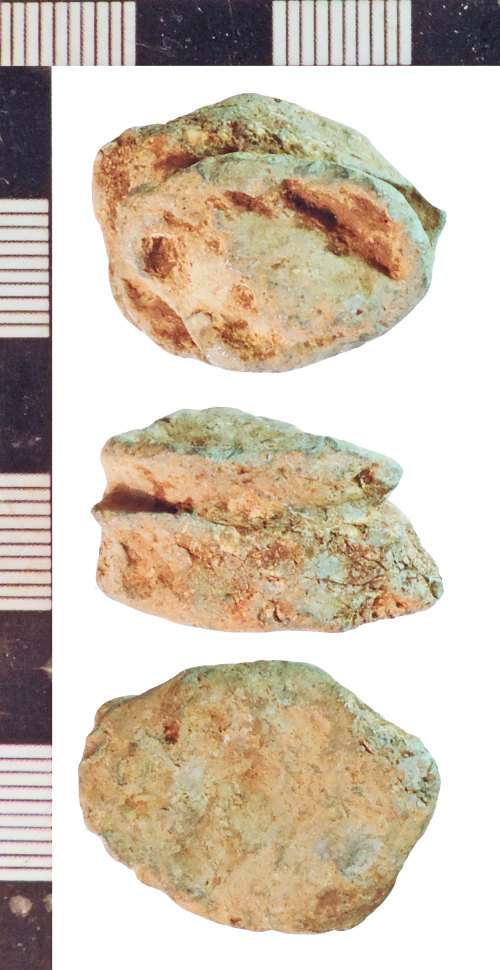 NLM-B1D496: Roman Pot Mend