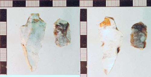 NLM-11B022: Mesolithic Debitage