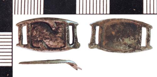 NLM-CC654A: Post-Medieval Bracelet fragment