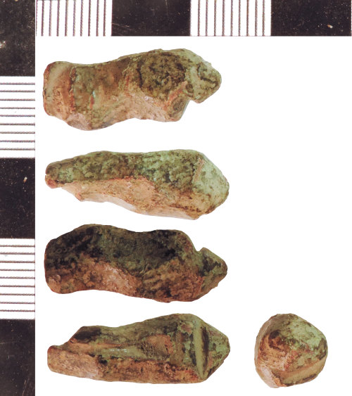 NLM-CC73BF: Unidentified and Undated Object fragment