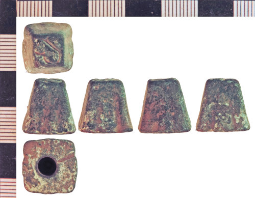 NLM-5A7869: Unidentified Post-Medieval Object
